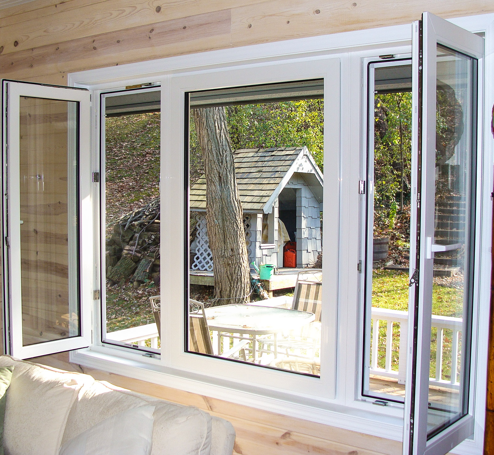 European windows wasco for Window design group reviews