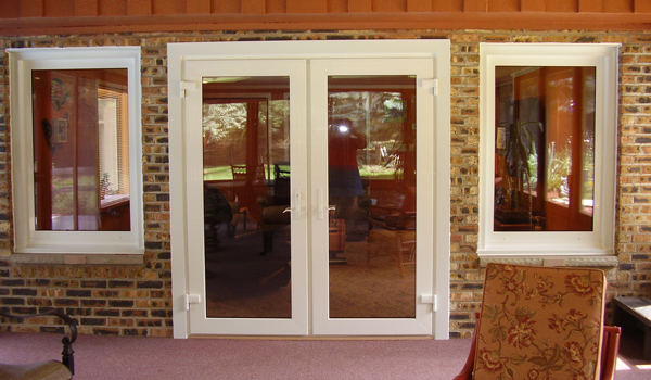 Door gallery wasco for Storm doors for french doors