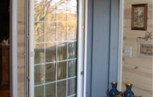 European door installation in Brookfield, Wisconsin